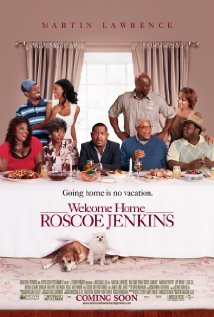 Welcome Home, Roscoe Jenkins 2008 poster