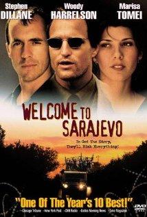 Welcome to Sarajevo (1997) cover