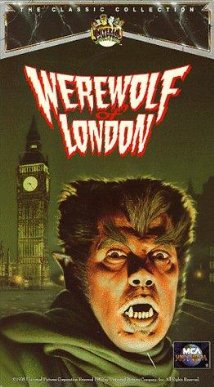 Werewolf of London (1935) cover