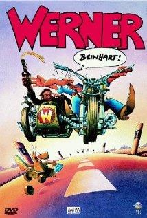 Werner - Beinhart! (1990) cover