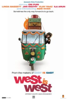 West Is West (2010) cover