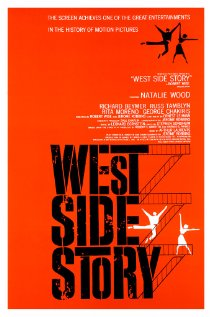 West Side Story (1961) cover