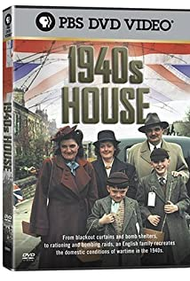 The 1940s House (2001) cover
