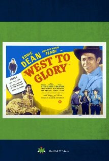 West to Glory (1947) cover