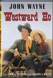Westward Ho (1935) cover