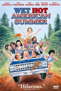 Wet Hot American Summer (2001) cover