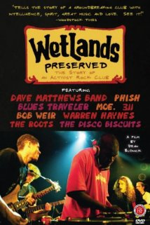 Wetlands Preserved: The Story of an Activist Nightclub 2008 poster