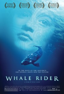 Whale Rider (2002) cover