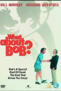 What About Bob? (1991) cover