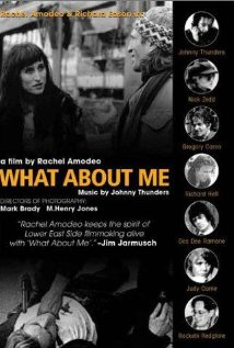 What About Me 1993 poster