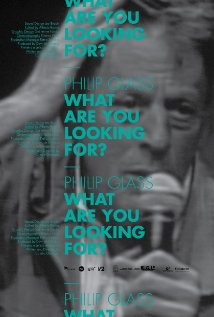 What Are You Looking For? 2008 poster