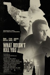 What Doesn't Kill You (2008) cover