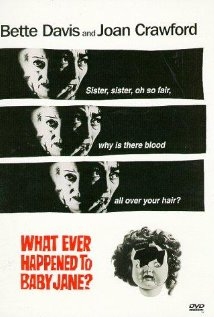 What Ever Happened to Baby Jane? (1962) cover