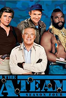 The A-Team (1983) cover