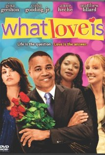 What Love Is 2007 poster