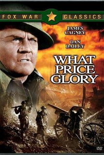 What Price Glory 1952 poster