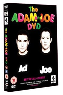 The Adam and Joe Show (1996) cover