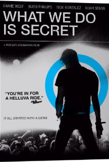 What We Do Is Secret (2007) cover