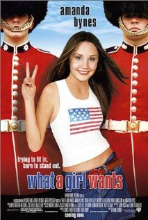 What a Girl Wants 2003 poster