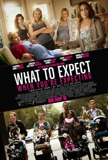 What to Expect When You're Expecting 2012 poster
