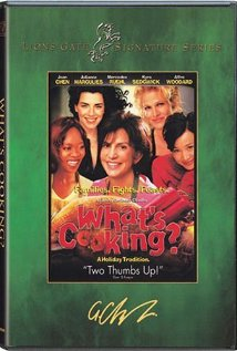 What's Cooking? 2000 poster