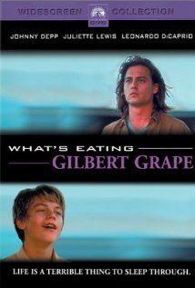 What's Eating Gilbert Grape (1993) cover