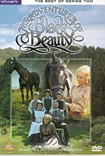 The Adventures of Black Beauty 1972 poster