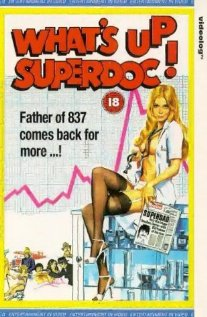 What's Up Superdoc! (1978) cover