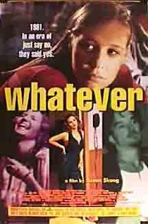 Whatever (1998) cover
