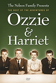 The Adventures of Ozzie & Harriet (1952) cover