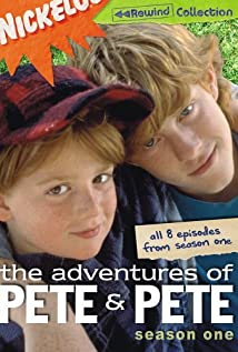 The Adventures of Pete & Pete (1993) cover