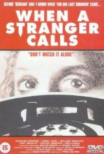 When a Stranger Calls 1979 poster