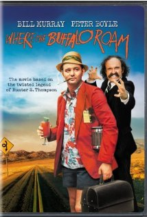 Where the Buffalo Roam (1980) cover