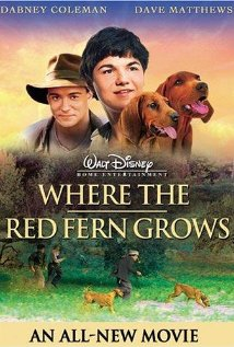 Where the Red Fern Grows (2003) cover