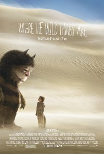 Where the Wild Things Are (2009) cover