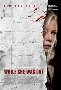 While She Was Out (2008) cover