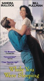 While You Were Sleeping (1995) cover