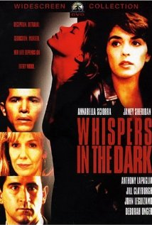Whispers in the Dark 1992 poster