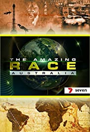 The Amazing Race Australia (2011) cover