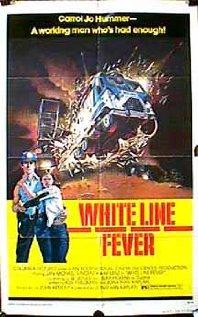 White Line Fever (1975) cover