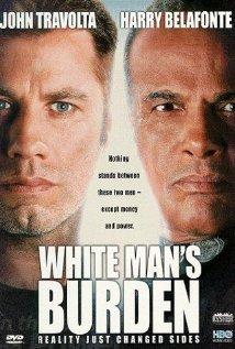 White Man's Burden 1995 poster
