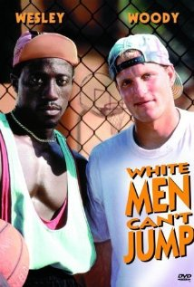 White Men Can't Jump 1992 poster