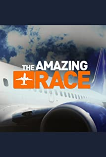 The Amazing Race 2001 poster