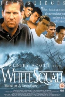 White Squall 1996 poster