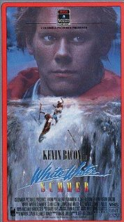 White Water Summer 1987 poster