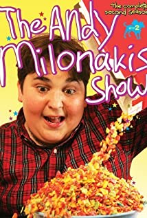 The Andy Milonakis Show 2005 poster