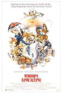 Whoops Apocalypse (1988) cover