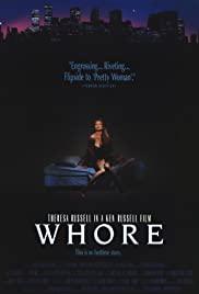 Whore (1991) cover