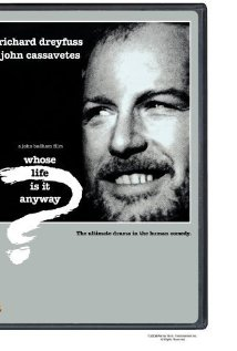 Whose Life Is It Anyway? (1981) cover