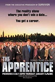 The Apprentice (2004) cover